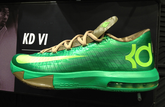 5ad5d3b9fabc Nike Zoom KD VI  Bamboo  - Available Now - WearTesters