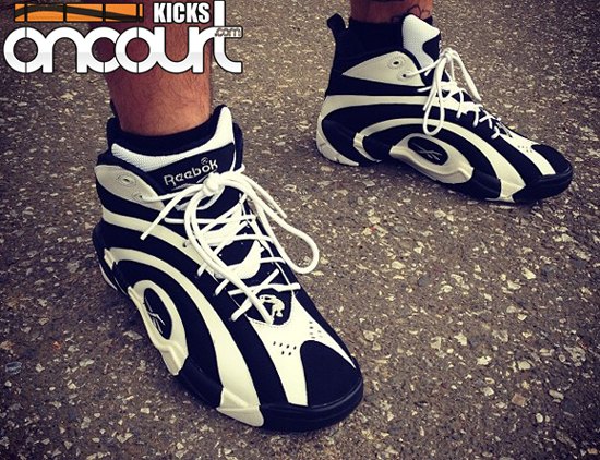 buy online 19058 c1cb4 Reebok Shaqnosis Performance Review - WearTesters