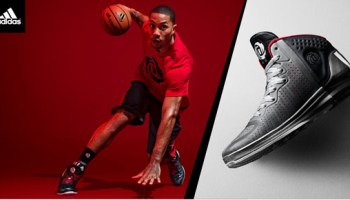 quality design 8dc80 b9630 adidas & Derrick Rose Launch 'D Rose 3' Signature Shoe ...