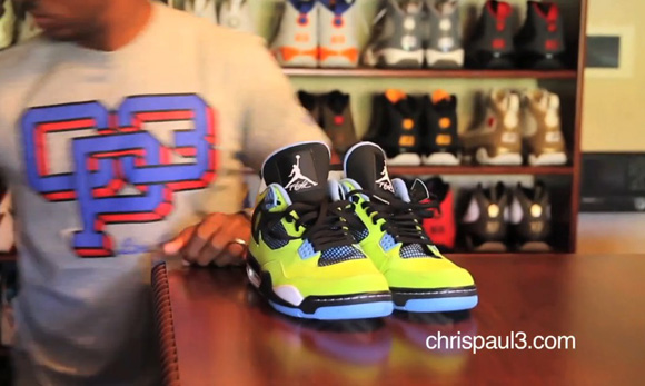 cf8bb55674a199 Chris Paul s Jordan Vault - WearTesters