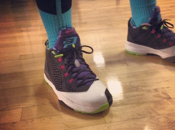 2017 Air Jordan 11 Clippers PE Chris Paul Shoes For Sale ...   Chris Paul Shoes 7