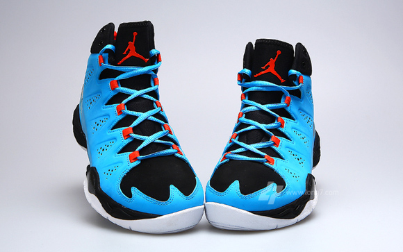 e9e56fb7c0c6bf Jordan Melo M10  Gamma Blue  - Detailed Look - Page 2 of 5 - WearTesters