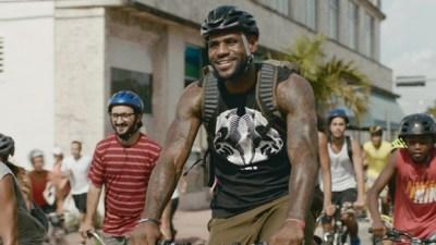 Nike Basketball & LeBron James Training Day 6