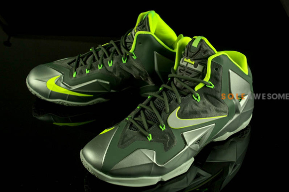 wholesale dealer 13490 83133 Nike LeBron XI  Dunkman  1