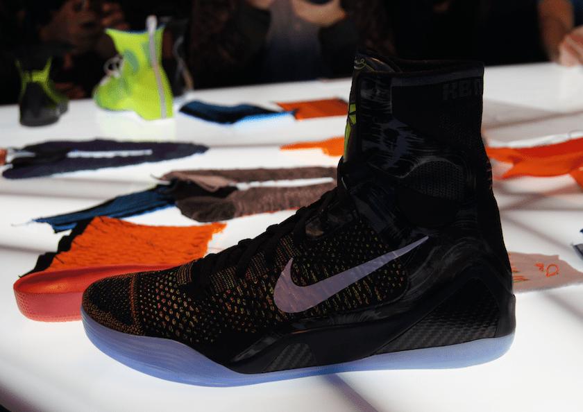 online store 22c57 b28af Nike Kobe 9 Elite Sample - Detailed Images 3