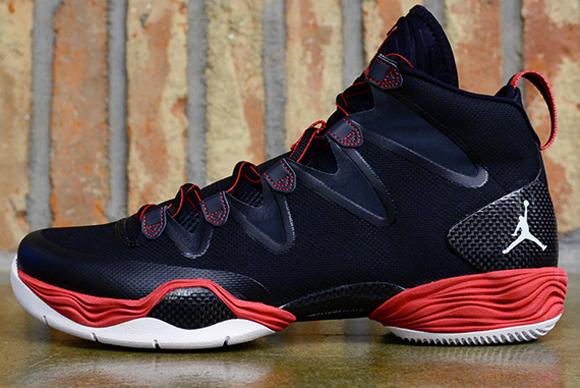 Air Jordan XX8 SE Black Red 1