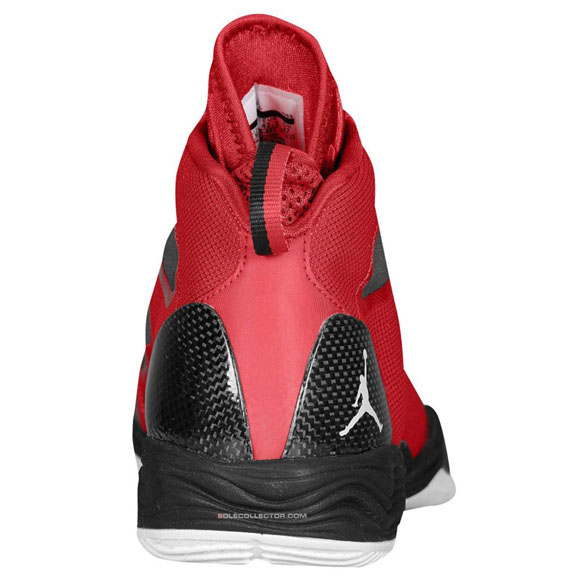 Air Jordan XX8 SE Gym Red White - Wolf Grey 3