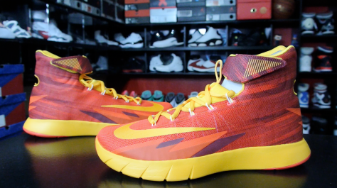 d35a7647735b First Impression  Nike Zoom HyperRev - WearTesters