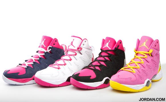 5e4a44e89773a5 Jordan Melo M10 Breast Cancer Awareness Lineup - WearTesters