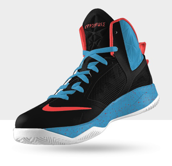 0f439d99caf1 Nike Zoom Hyperfuse 2013 iD - Available Now on NIKEiD 2 - WearTesters
