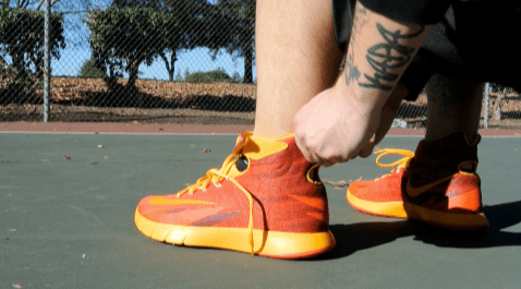 another chance 82360 19f93 Nike Zoom HyperRev Performance Review - WearTesters