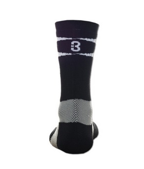 X-Wrap Basketball Socks by POINT 3 2