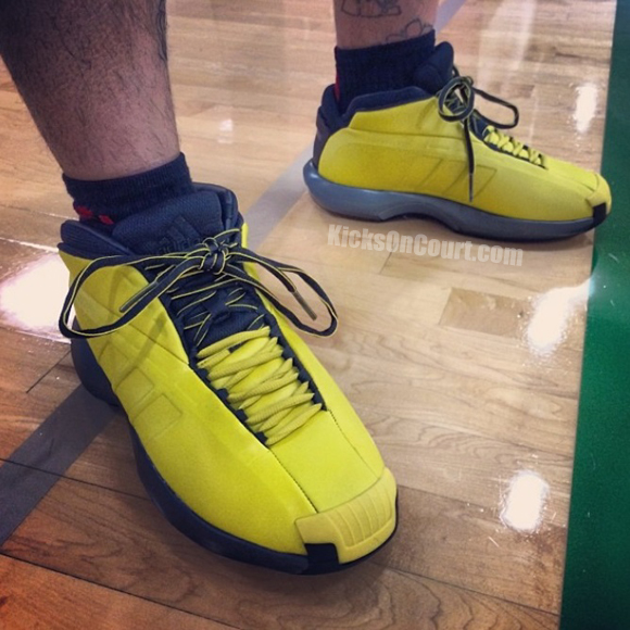 adidas Crazy 1 Performance Review - WearTesters e9961d5f422d