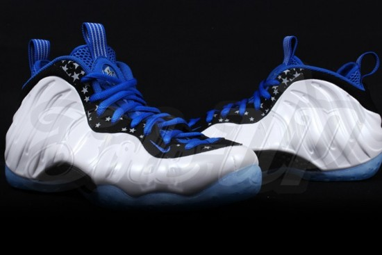 new york 2f765 6bb66 Nike Air Foamposite One Shooting Stars PE- Detailed Images2