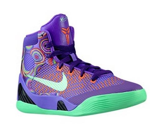 da25b429b789 Nike Kobe 9 Elite GS  Purple Venom  - Release Date + Info - WearTesters