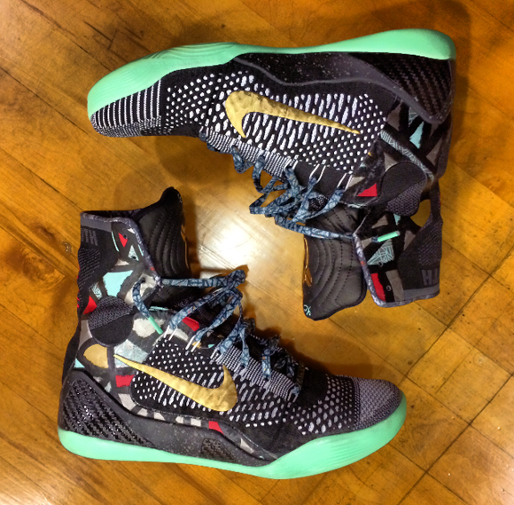 online store be51d 42125 Nike Kobe 9 Elite Performance Review 7
