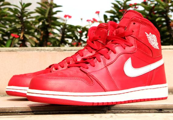 d5f90eab182d Air Jordan 1 Retro High OG  Gym Red  - Detailed Look + Release Info ...