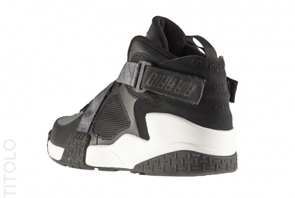 31da354f3db6 Nike Air Raid Black  Flint Grey - White - Available Now - WearTesters