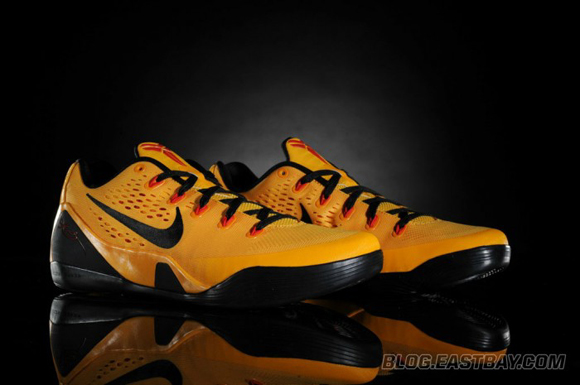 48b3aa9f44ae Nike Kobe 9 Low  Bruce Lee  - Detailed Look - WearTesters