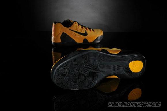 best service 068ee e928e Nike Kobe 9 Low  Bruce Lee  - Detailed ...