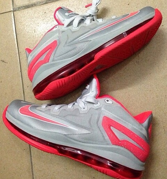 new arrival 0112b 8c1cb Nike LeBron XI Low - 2 New Colorways - WearTesters