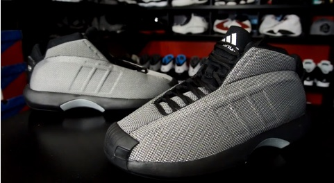 wholesale dealer 45548 8f42c adidas Crazy 1 Playoffs - Detailed Look  Review - WearTester