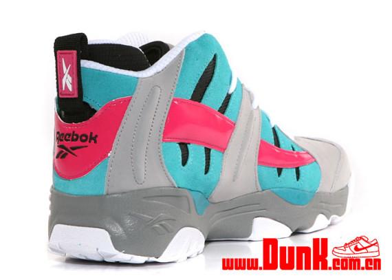 Reebok The Rail – Grey – Teal – Pink - WearTesters dd259c21e321