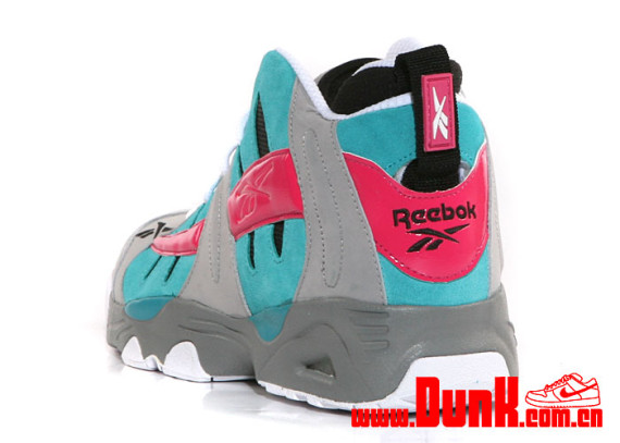 Reebok The Rail – Grey – Teal – Pink - WearTesters dd259c21e321