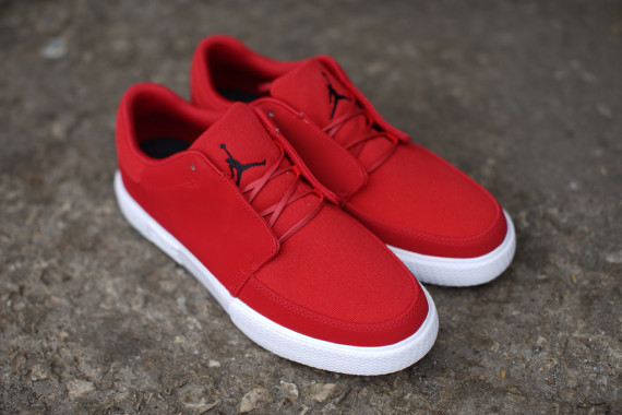 official photos b3b54 a0860 Jordan V.5 Grown Low  Gym Red  – Available Now