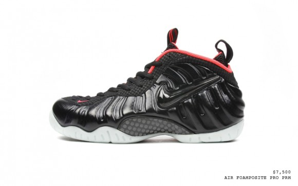 buy online ce513 e3b5e Nike Air Foamposite Pro  Solar Red  - New ...