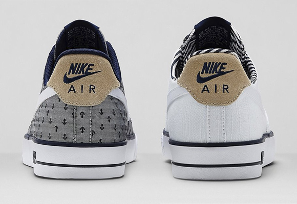super popular ac4b4 3be2a Nike Air Force 1 AC Premium - Detailed Look + Release Date - WearTesters