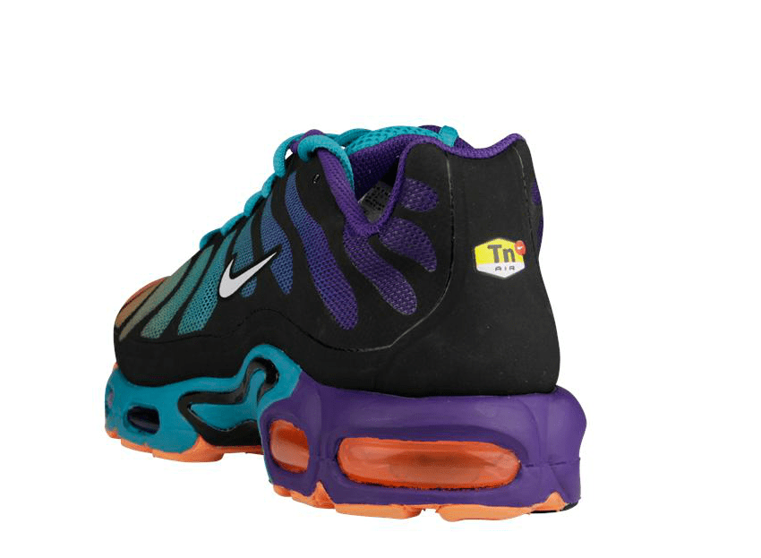 New Nike Air Max Plus Tuned 1 TN Mens Trainers Fireberry