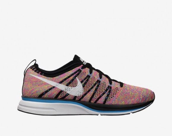 b8da95172cefe Nike Flyknit Trainer+ 'Multicolor' - Sizes Still Available - WearTesters