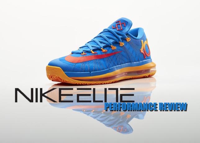 956fba6630b2 Nike KD VI Elite Performance Review - WearTesters