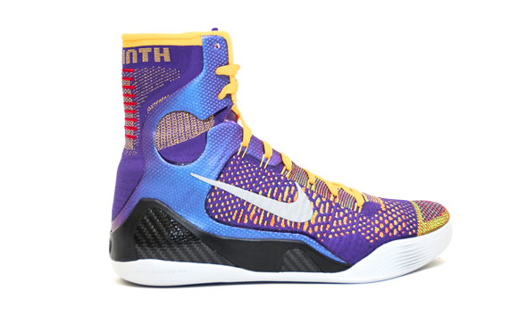 bc37a8561e8c Nike Kobe 9 Elite Team - Detailed Look - WearTesters