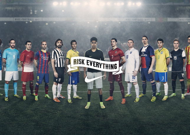 9d8623d2eda8 Nike Launches  Risk Everything  Ad Campaign - WearTesters