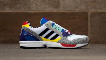 finest selection bf568 bec6c The Memphis Group X adidas Originals - ZX 500, 700, & 800 ...