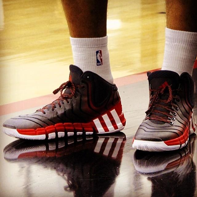 online store d8df7 b3cb8 adidas  Basketball  Kicks On Court ...