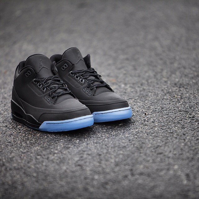 official photos bf5af 5afee ... Air Jordan 5Lab3  Black Reflective  - Detailed ...