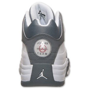 1d4fb9f6c8e0ef Jordan Jumpman Team 1White Gym Red - Cool Grey - Available Now 5 ...