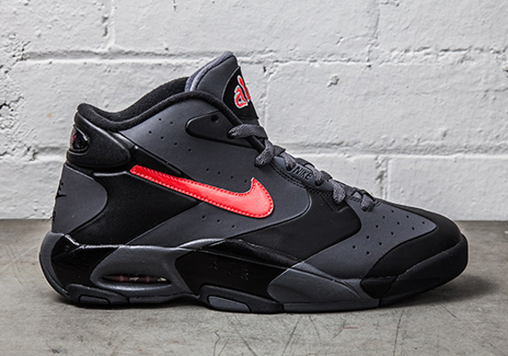 huge discount 13218 93de8 Nike Air Up  14 Black  Grey - Laser Crimson 1