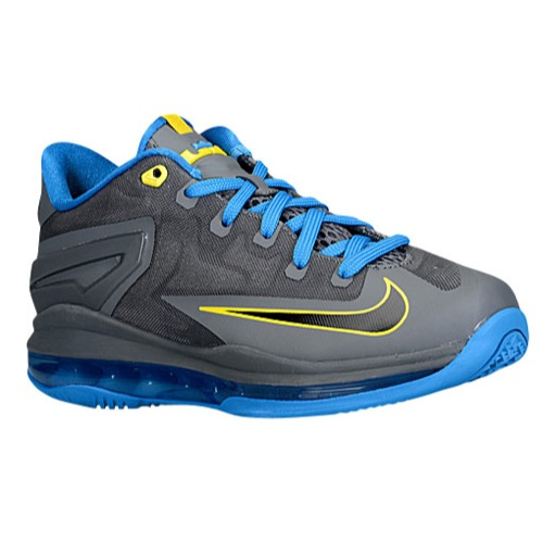 def5dbbf488 Nike LeBron 11 Low GS  Photo Blue  - Available Now - WearTesters