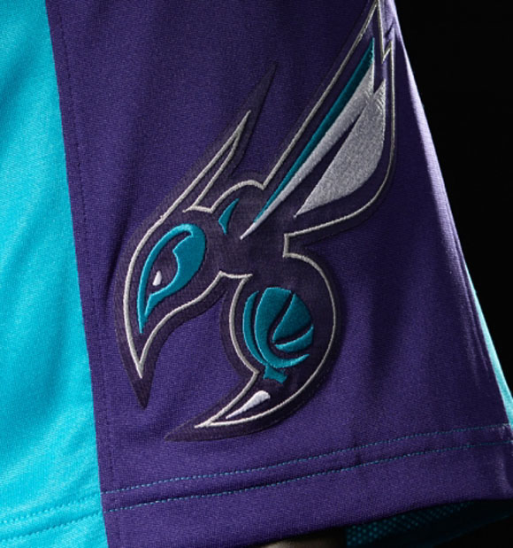 Charlotte Hornets Unveil New Uniforms 11