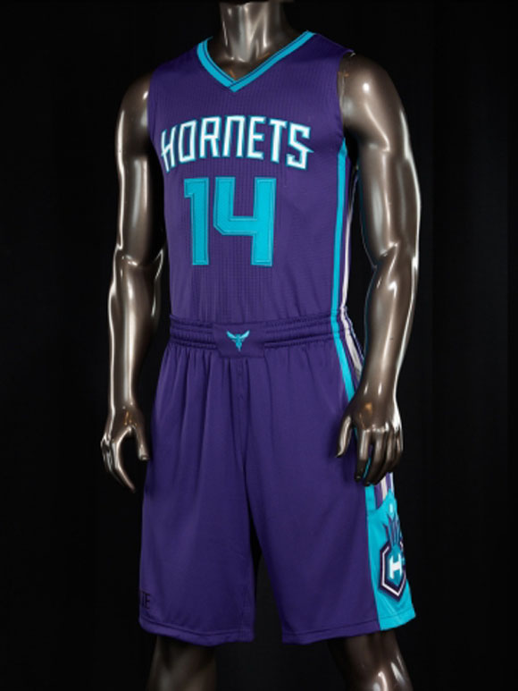 Charlotte Hornets Unveil New Uniforms 6