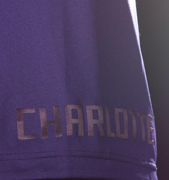 Charlotte Hornets Unveil New Uniforms 8