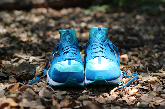 classic fit a1b7f 5281f Nike Air Huarache Green Abyss – Available Now 2