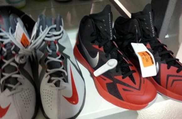 separation shoes f514f 4f48d Nike Lunar Hyperquickness - WearTesters