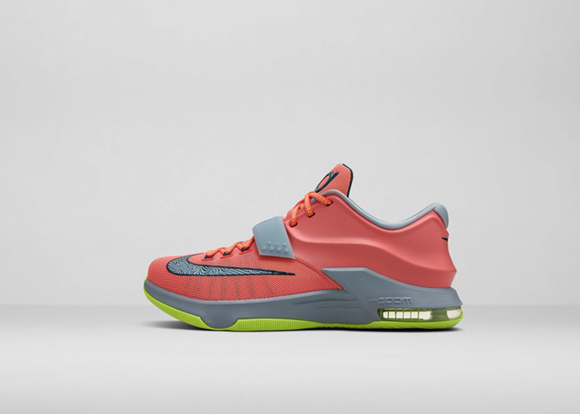 0bbb6d569b83 Nike Unveils Upcoming KD 7 Colorways - WearTesters