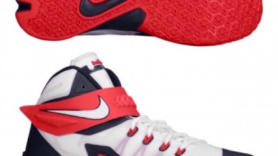 25ecc74f21a Nike Zoom Lebron Soldier 8 – Detailed First Look