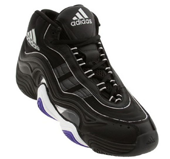 fc754843edba adidas Crazy 2 (KB8 II) Black  Power Purple - Available Now ...